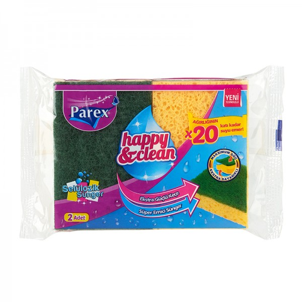 parex-happy-clean-selulozik-sunger-duz-2li copy